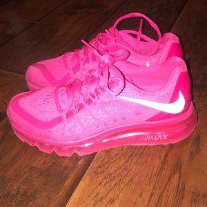Nike Pink Sneakers *Never Worn*
